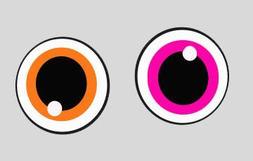 monster eye balls
