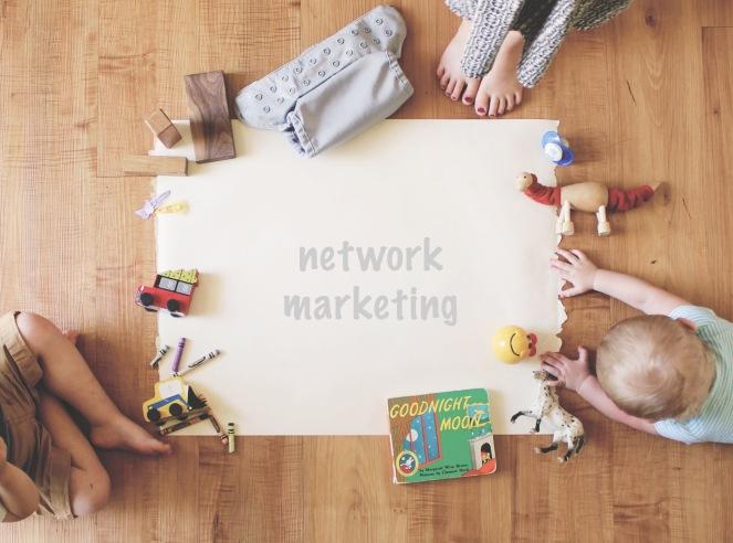 {manic mom-days} network marketing