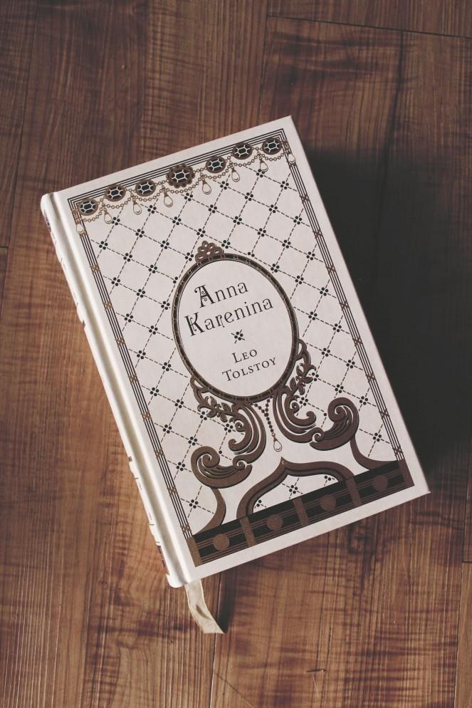 {three years into reading like rory} anna karenina