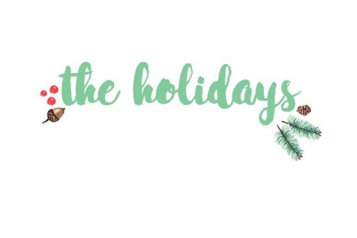 {manic mom-days} the holidays