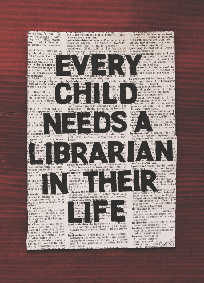 every child needs...
