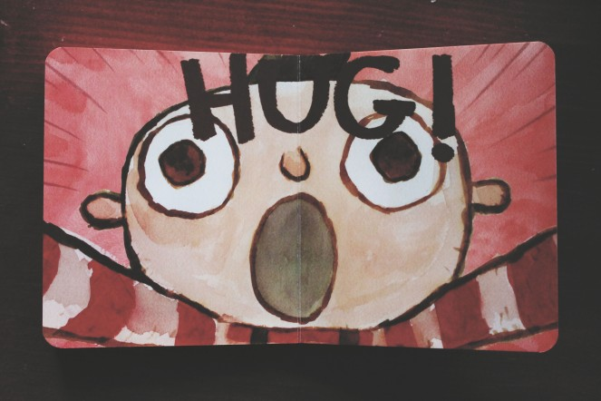 {work trip wednesdays} hug machine 3