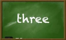 {creating alphabet fun} three