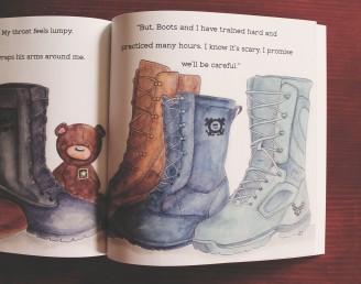 {work trip wednesdays} boots3