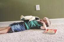 {work trip wednesdays} cuddles10